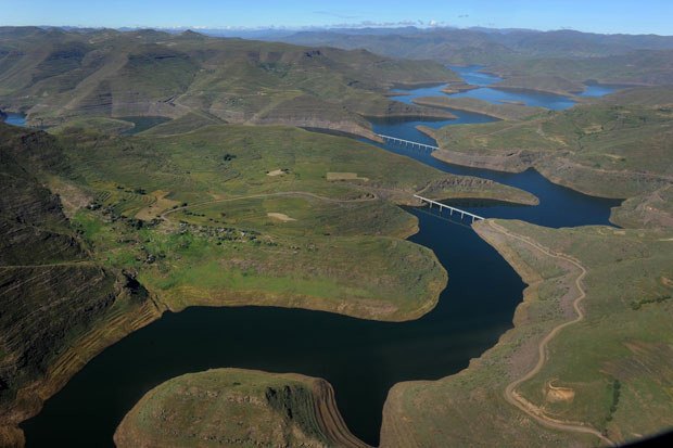 Lesotho-Highlands-Water-Project-gcis