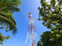 telecoms towerABN